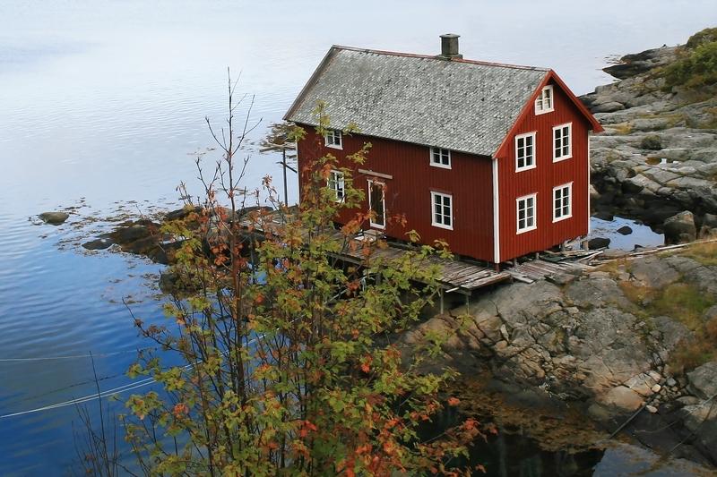 Bekehrt durch Norwegens Pampa