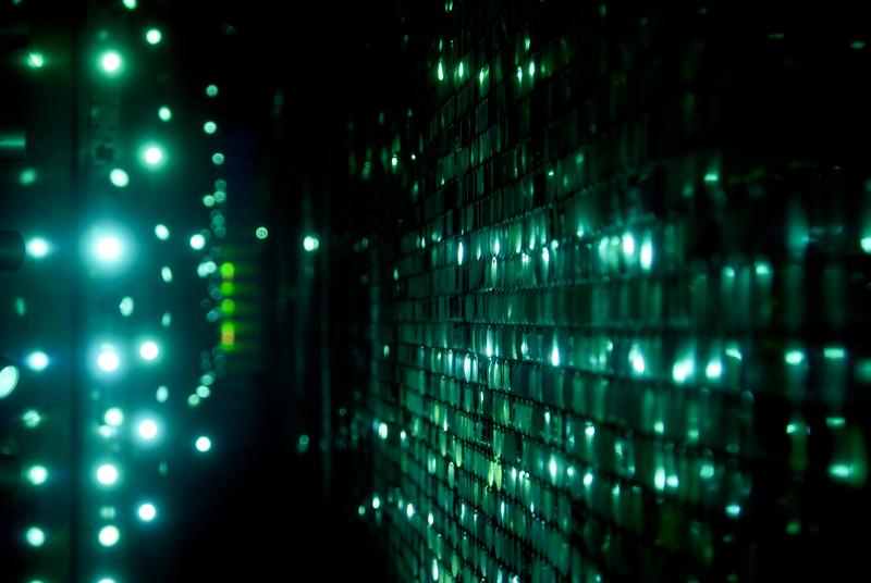 Echtes Leben in der Matrix?