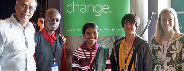 Das 21CCC auf dem YouthSpark Summit in Redmond, WA